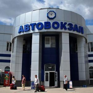Автовокзалы Первоуральска