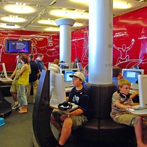 Интернет-кафе Первоуральска