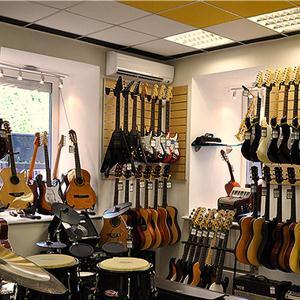 Музыкальные магазины Первоуральска