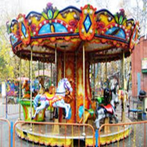 Парки культуры и отдыха Первоуральска