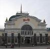 Железнодорожные вокзалы в Первоуральске