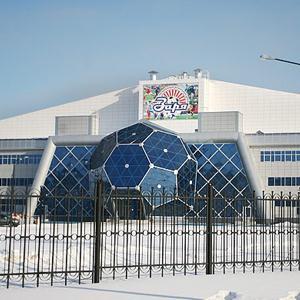 Спортивные комплексы Первоуральска